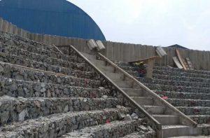 Kawat Penahan Longsor Gabion Bronjong Harga Murah Ready Stock