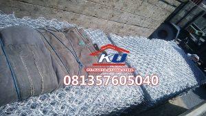 Kawat Bronjong Murah Ukuran 1 Kubik Dan 2 Kubik Ready Stock Galvanis